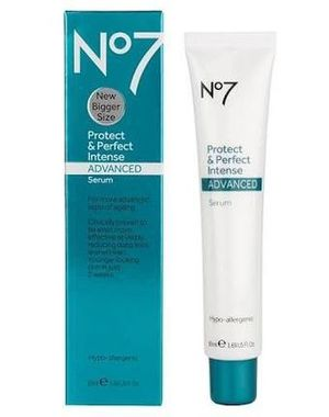 Boots★No7 Protect&Perfect Intence Serumブーツ社美容液