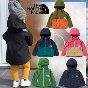 【THE NORTH FACE】国内発☆コンパクトジャケット(ベビー)