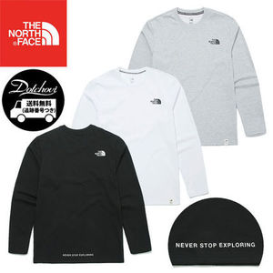 THE NORTH FACE TNF ESSENTIAL L/S R/TEE MU2134 追跡付