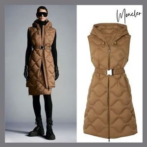 ◆ MONCLER ◆ モンクレール LIVECHE ジレ