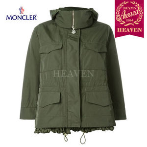 TOPセラー賞受賞!16春夏┃MONCLER★MILITARY JACKET┃カーキ