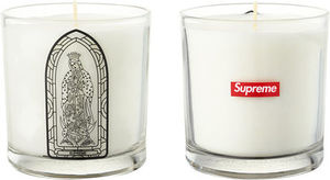 "Supreme x Kumba ""Virgin Mary"" Candle アロマ キャンドル"