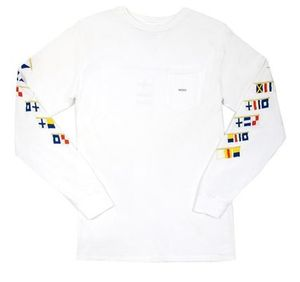 NOAH NYC (ノア ニューヨーク) Engage The Enemy LS Tee ロンT