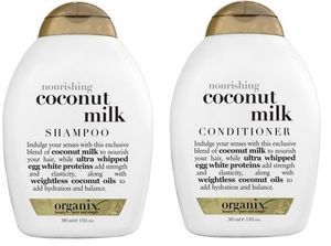 (送料込)coconut milk Shampoo & Conditioner (2 x 385ml)