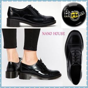 【送料込★大人気】◆Dr Martens◆Adelaide★Oxford Heel Shoes