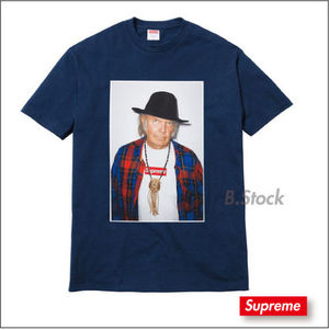[Dead  Stock]国内発送  Supreme Neil Young Tee Navy