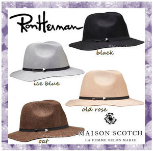 ★新作&人気★選べる4色★Ron Herman★Wide Brim Bohemian Hat