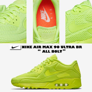 NIKE☆AIR MAX 90 ULTRA BR☆ALL BOLT☆メッシュ☆25~29.5cm