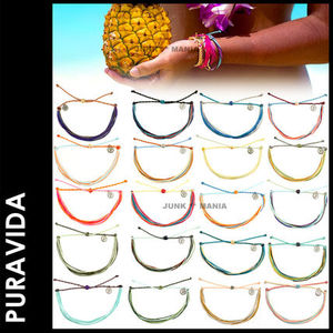 ★即日発送【関税返金・PURA VIDA】Assorted Original BLACELET