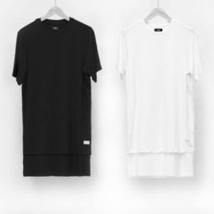 Justin Bieber愛用☆ Stampd LA - Double Layer Scallop Tee