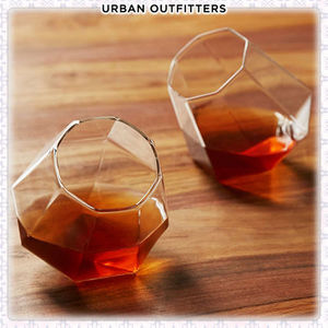 UrbanOutfitters★大人気!Diamond Glass Set