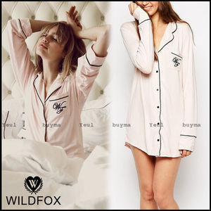 即納品▲Wildfox▲Dreamer Sleep Shirt パジャマシャツ