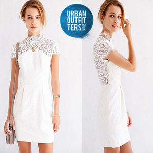 送関込★Urban Outfitters★Keepsake Run The World Shift Dress