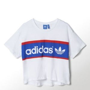 ◆日本未入荷◇addidas Women's Originals◆TKO Tシャツ◇