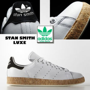 adidas★STAN SMITH LUXE★コルク★ビンテージ★兼用22~28cm