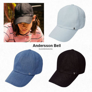 ANDERSSON BELL正規品★Boy デニムキャップ★3色★男女兼用