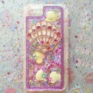 ★xmagic★エックスマジック★I-Phoneケース★Mermaid Jewel★