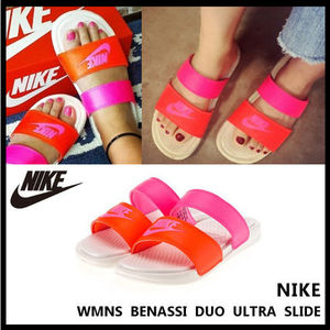 Nike BENASSI DUO ULTRA SLIDE シャワーサンダル 819717-068
