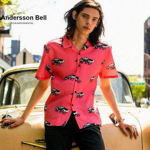ANDERSSON BELL正規品★Andersson アロハシャツ★3色★メンズ