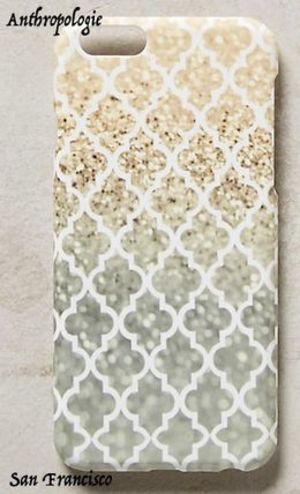 大人気Anthropologie☆Moroccan tile iPhone6/6sケース!