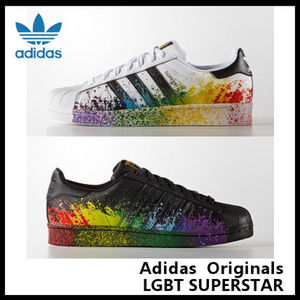 ADIDAS Originals LGBT SUPERSTAR スーパースター BB1687 D70351