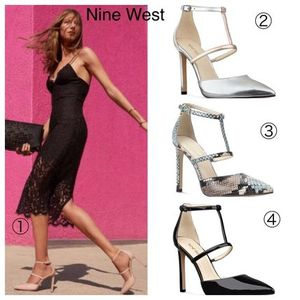 Nine West ☆新作☆TORNAYDO Pointy Toe パンプス☆(4色)