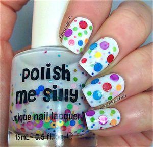 ☆Polish Me Silly ☆ All Wrapped Up