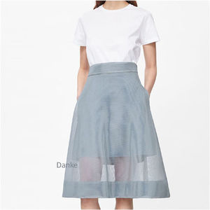 """COS""TECHNICAL MESH SKIRT"