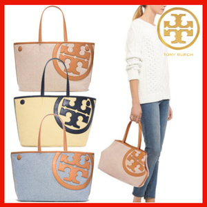 セール★Tory Burch【関税込】3色 LONNIE CANVAS MINI TOTE