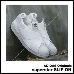 【数量限定★ADIDAS Originals】Superstar slip on S81338