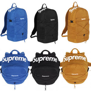16SS Supreme Backpack シュプリーム バックパック 送料込み