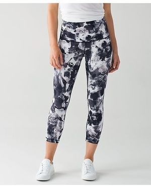 [lululemon]*ハイライズWunder Under crop hi-rise