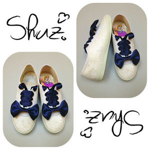クロアチア発☆Shuz.☆Navy Blue Wedding☆