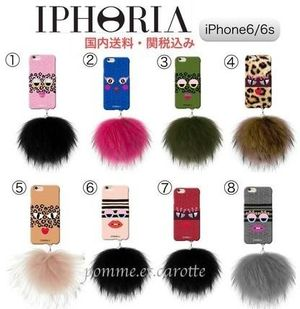 【ベルリン発】☆IPHORIA☆iPhone6/6s case MONSTER【送関込】