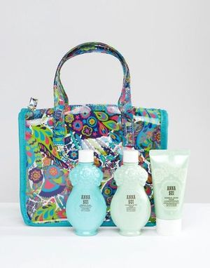 ANNA SUI 限定ヘアケアセット