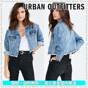 New! Urban Outfitters☆Raw Edge デニムジャケット