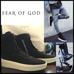 FEAR OF GOD Military Sneaker ハイカットスニーカー