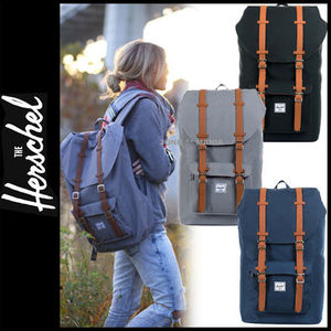 【HERSCHEL SUPPLY】LITTLE AMERICA/黒.灰.紺