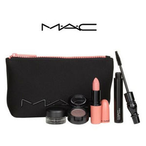 期間限定セール★MAC★Look in a Box - Sunblessed Face Kit