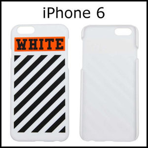 大人気☆OFF-WHITE(オフホワイト)☆ORANGE BOX IPHONE 6 COVER