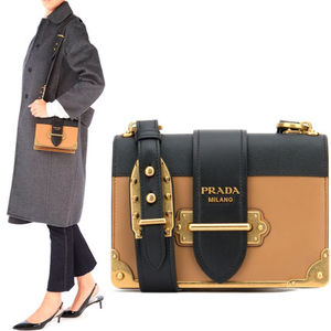 PR075 CAHIER SHOULDER BAG
