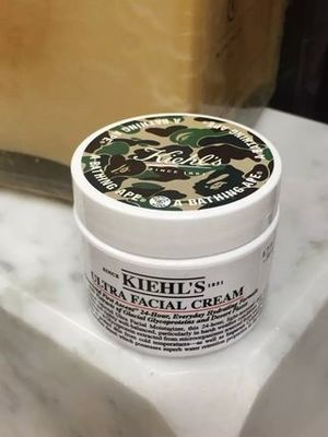 即納 Kiehls x Bape ULTRA FACIAL CREAM クリームUFC 49g