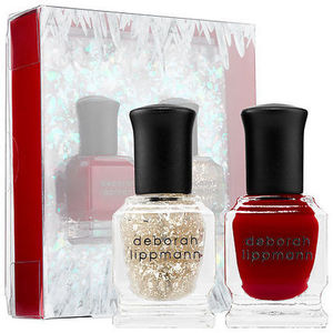 Deborah Lippmann☆限定(Ice Queen Nail Polish Set)
