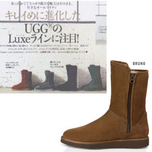 VERY掲載★UGGの最新ブーツ♪★ABREE SHORT★Made in Italy
