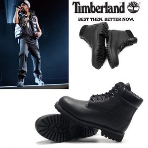 【JAY-Z着用!】TIMBERLAND イエローレザーブーツ《6 INCH BOOT》