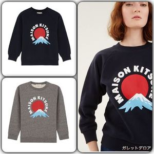 ★★MAISON KITSUNE《メゾンキツネ》PRINTED SWEAT  SHIRT ★★