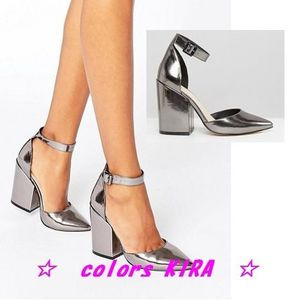 ASOS PIPE DREAM Pointed Heels♪