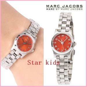 ★Marc by Marc Jacobs★MBM3326 Henry ブレスウォッチ Silver♪