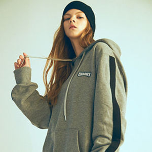 ☆Charms(チャームス)☆ Line hoody GREY