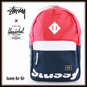 関税送料込【STUSSY×Herschel Supply Co.】Sport Backpack